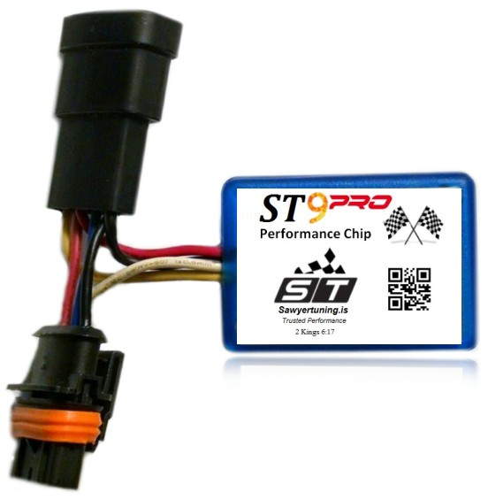 Stage 3 ST9PRO Performance Chip Tuner For 2016-2018 Hyundai Tucson 1 6L  Turbocharged Engines MAX +35 Wheel FT-LB