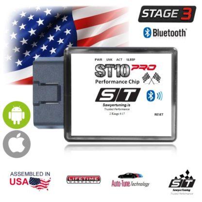 Stage 3 ST10PRO OBD GAS / DIESEL Performance Chip Tuner Module Programmer