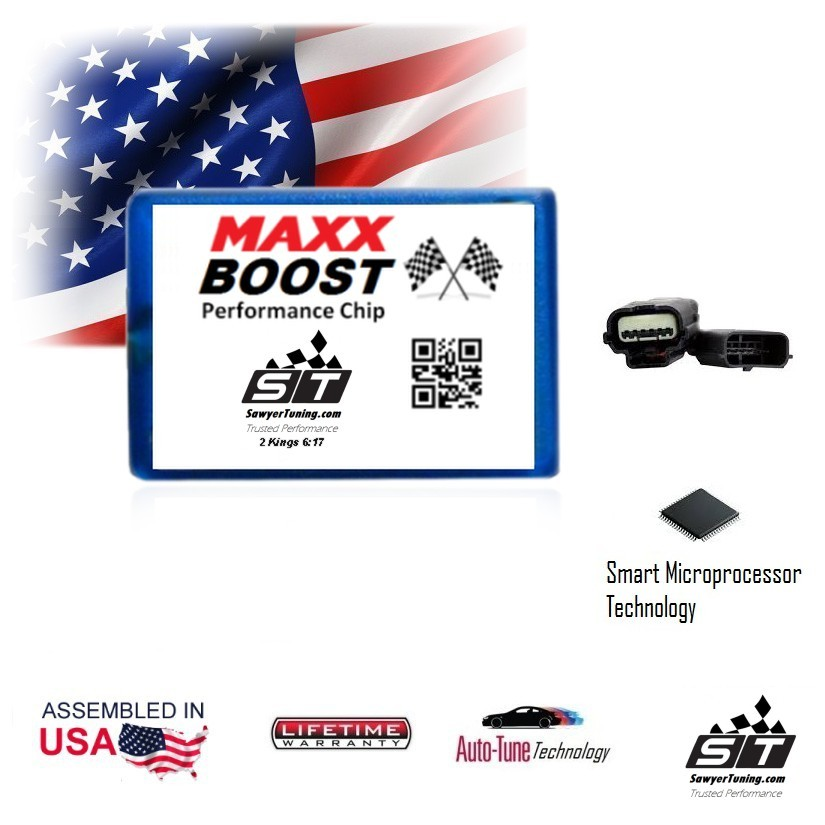 Max Boost Throttle Controller Sprint Booster Module