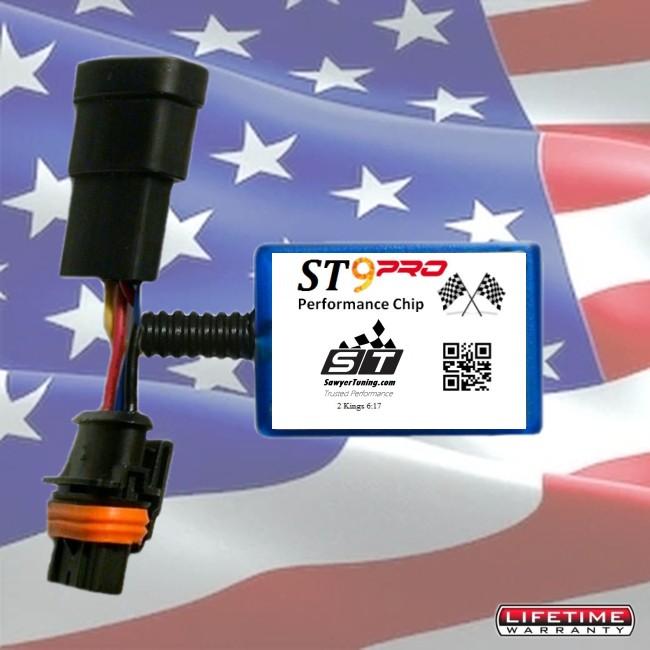 ST9PRO Performance Boost Tuner