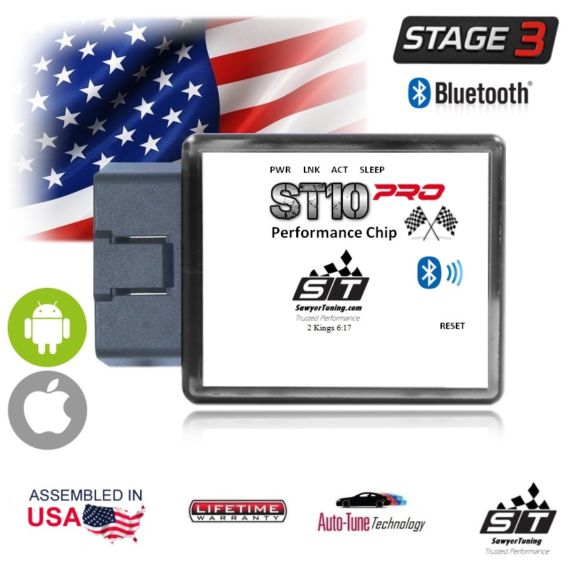 Fits 2014-2018 Fiat 500L High-Performance Tuner Chip /& Power Tuning Programmer