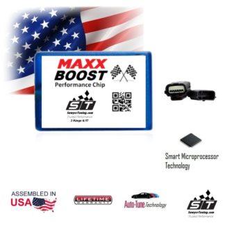 Max Boost Throttle Controller Sprint Booster Module